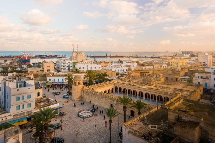 UNESCO Sights of Tunisia