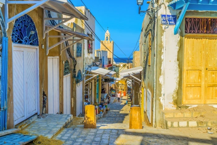 Highlights of Tunisia (Sep. 2020 Departure)